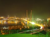 Vladivostok By Night