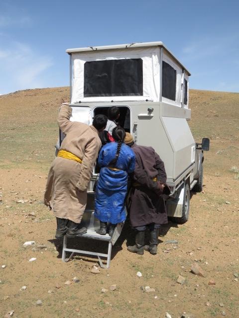 Mongolian Inspection