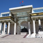 Suhkbaatar Square