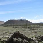 Extinct Volcano