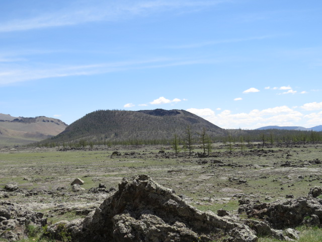 Extinct Volcano