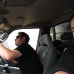 Justin Driving