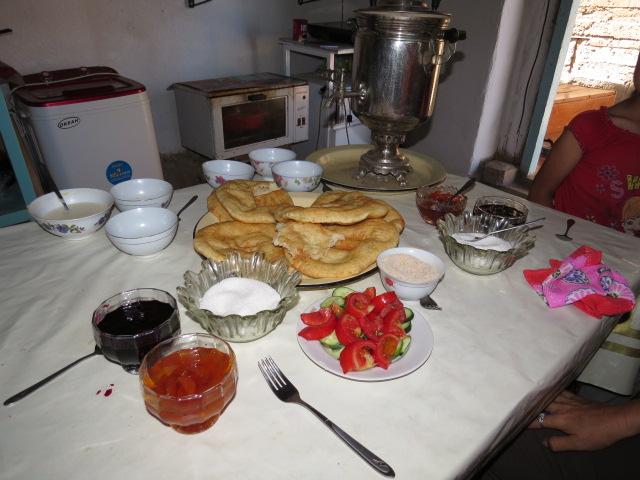 Kyrgyz Feast