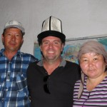 Local Kyrgyz Family