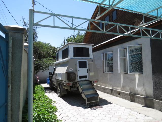 Nomads Home