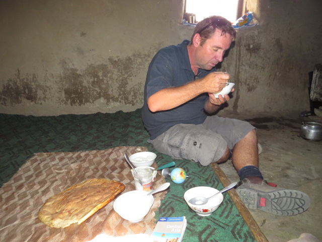 Central Asian Hospitality