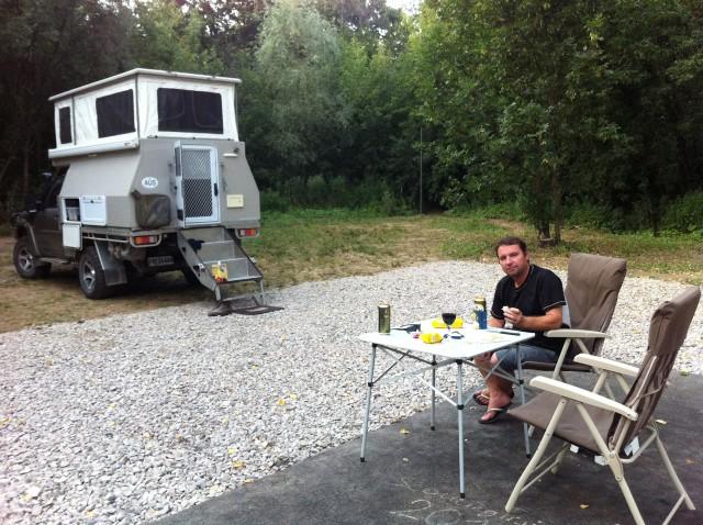 Sokolniki Camp