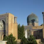 Gur e Amir Mausoleum
