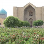 Yasaui Mausoleum