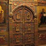 Inside St Basil's