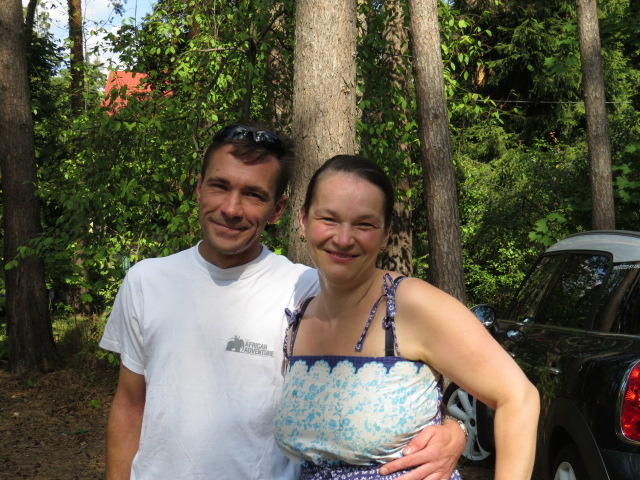 Dmitriy and Julia