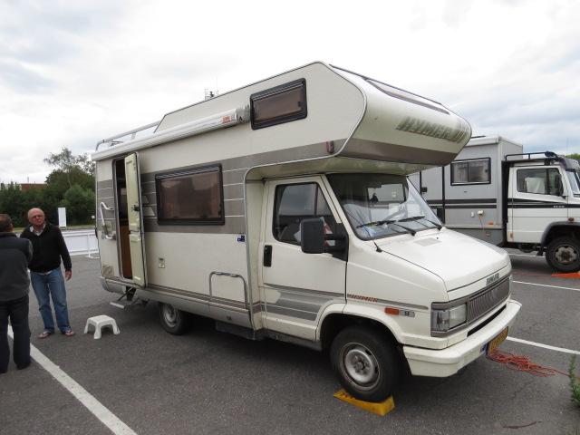 Tom & Pam's Camper