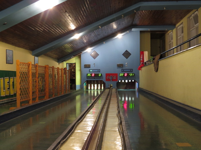 9 Pin Bowling!