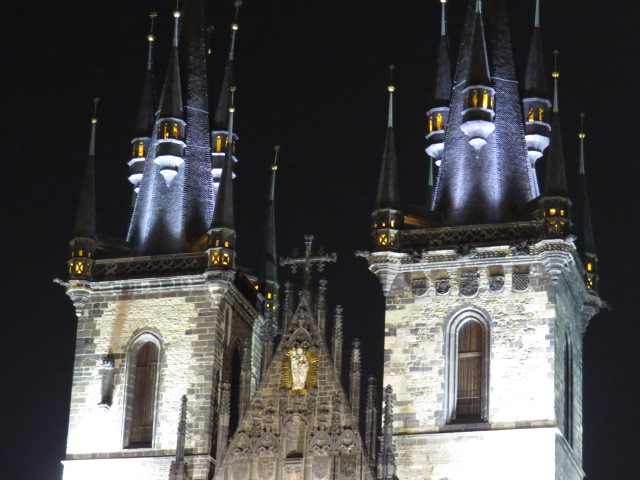 Church By Night