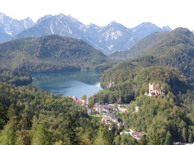 Stunning Bavarian Vista