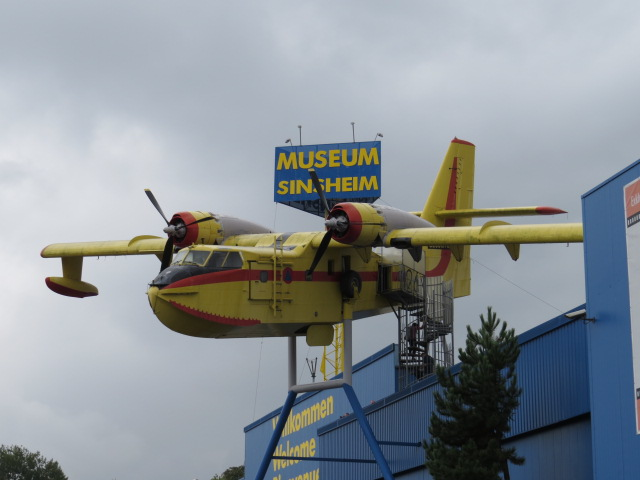 Sinsheim Display