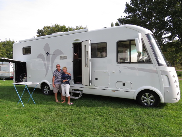 Graham and Sue's RV