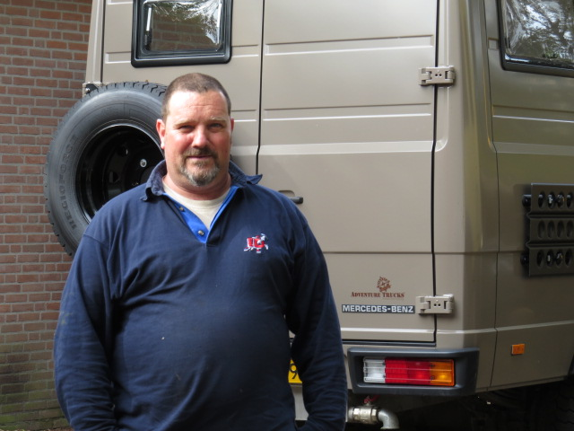 Erik from Adventure Trucks