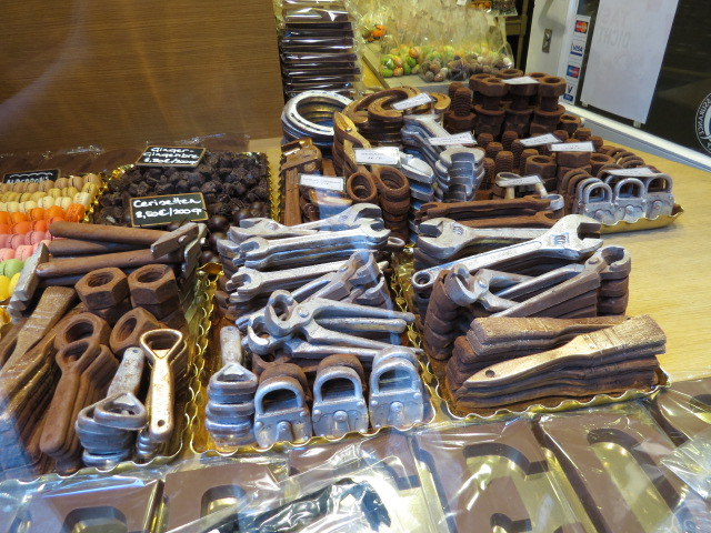 Chocolate Tools!