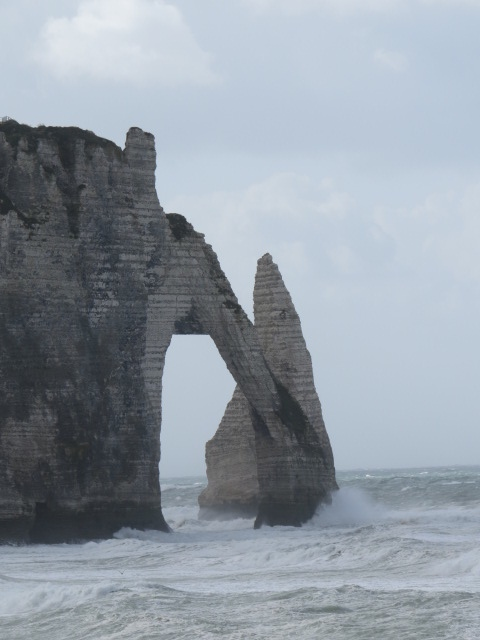 Cliffs at Etretat