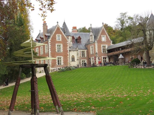 Da Vinci's Last Residence