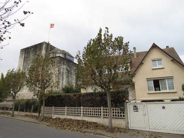 German Grand Bunker in Ouistreham