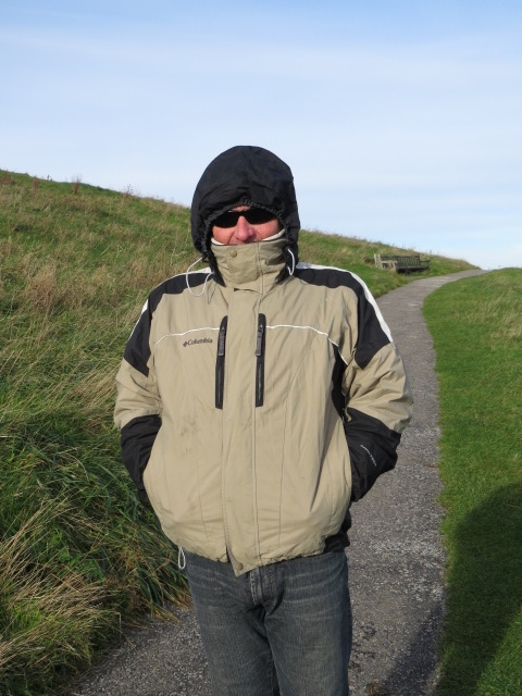 Always rugged up!!