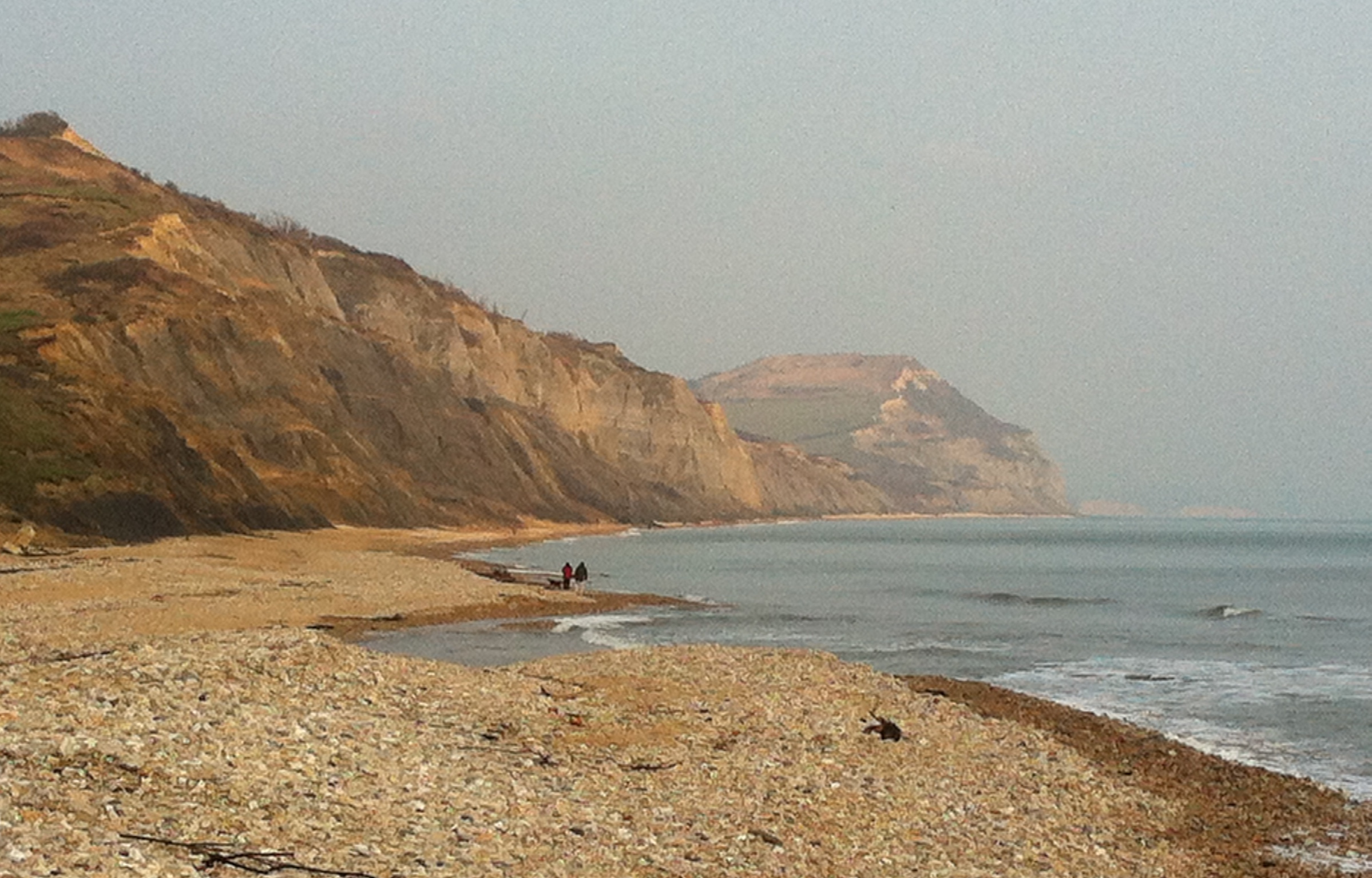Jurassic Coast at Charmouth