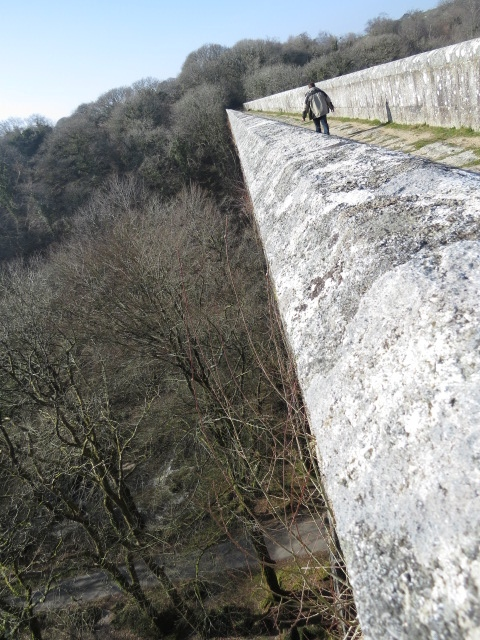 On top of the Viaduct