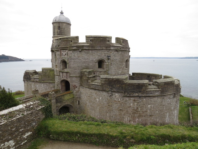 St Mawes Castle built by King Henry VIII