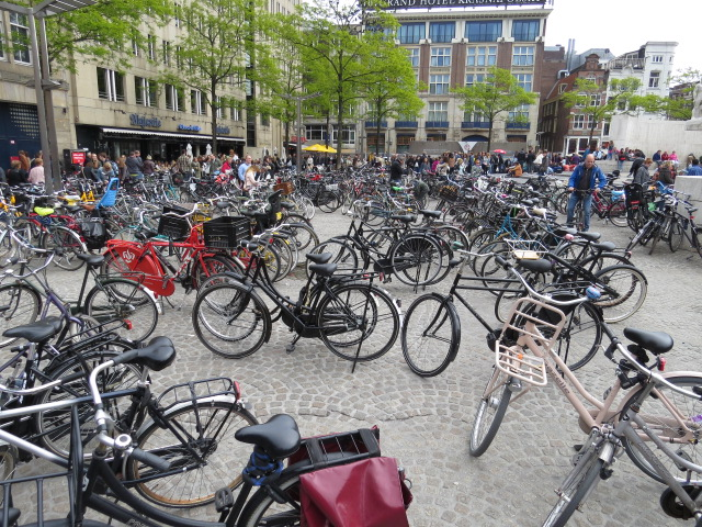 So many Bicycles!!!
