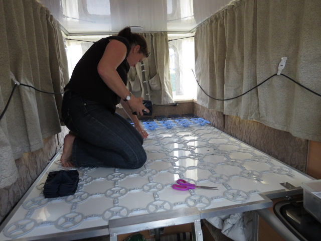 Installing the Froli bed system