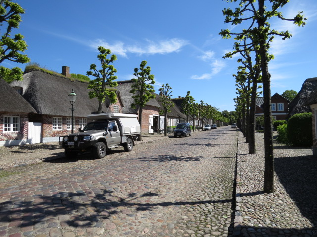Lovely Cobbled Streets