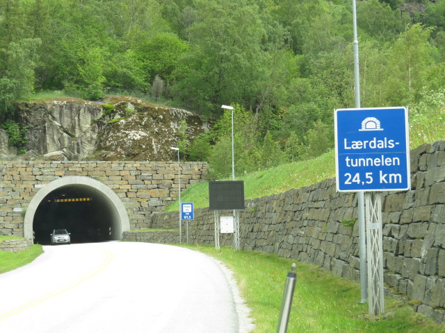 Laerdals Tunnel
