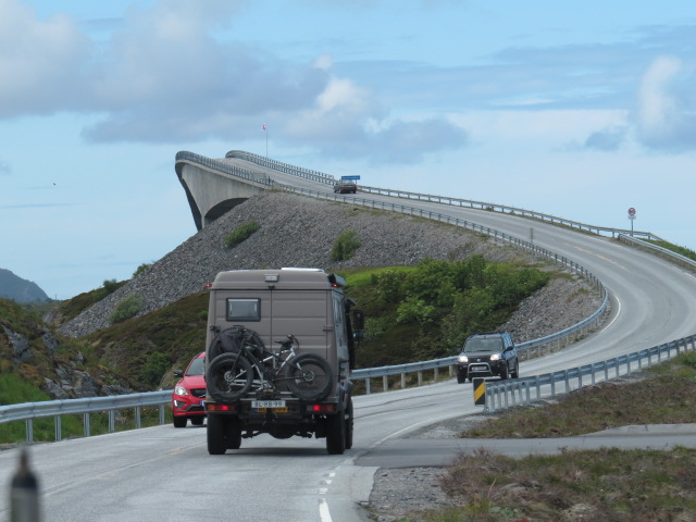 Famous Atlantic Highway