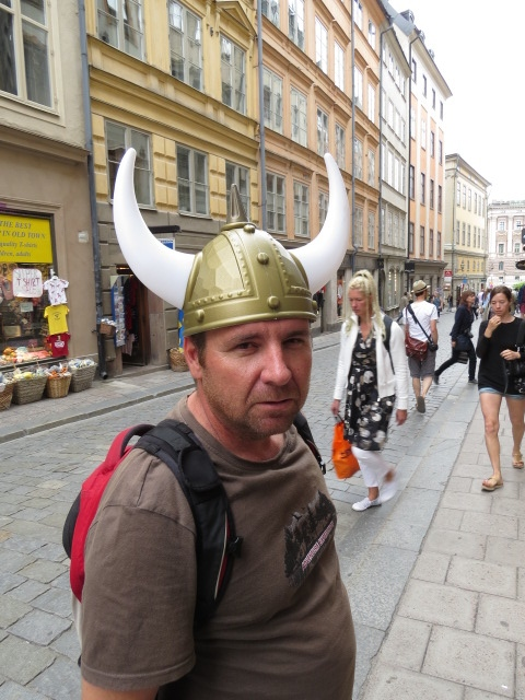 Justin the Viking
