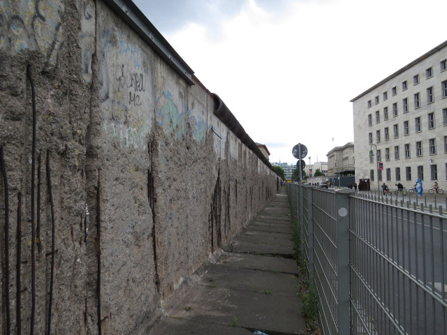 Original Section of the Berlin Wall