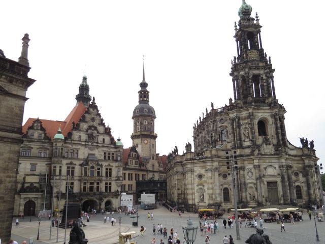 Dresden Architecture