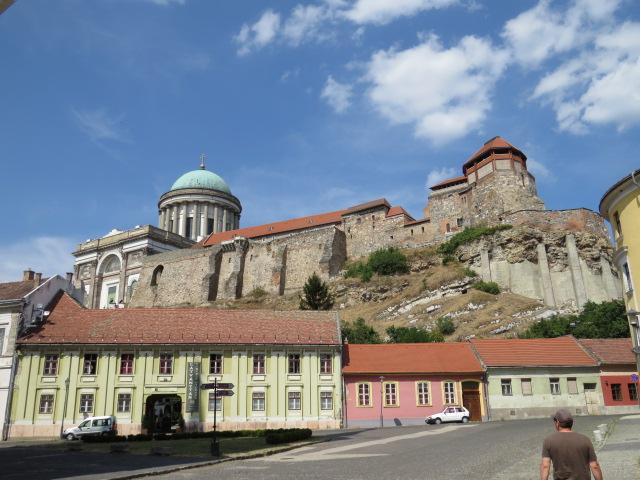 Old town Esztergom