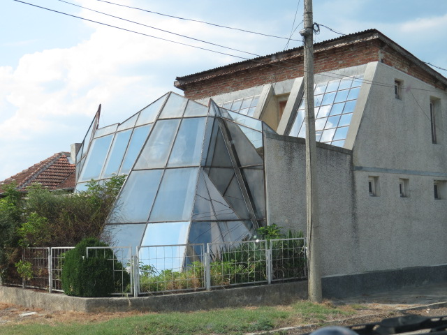 A candidate for Grand Designs Bulgaria!