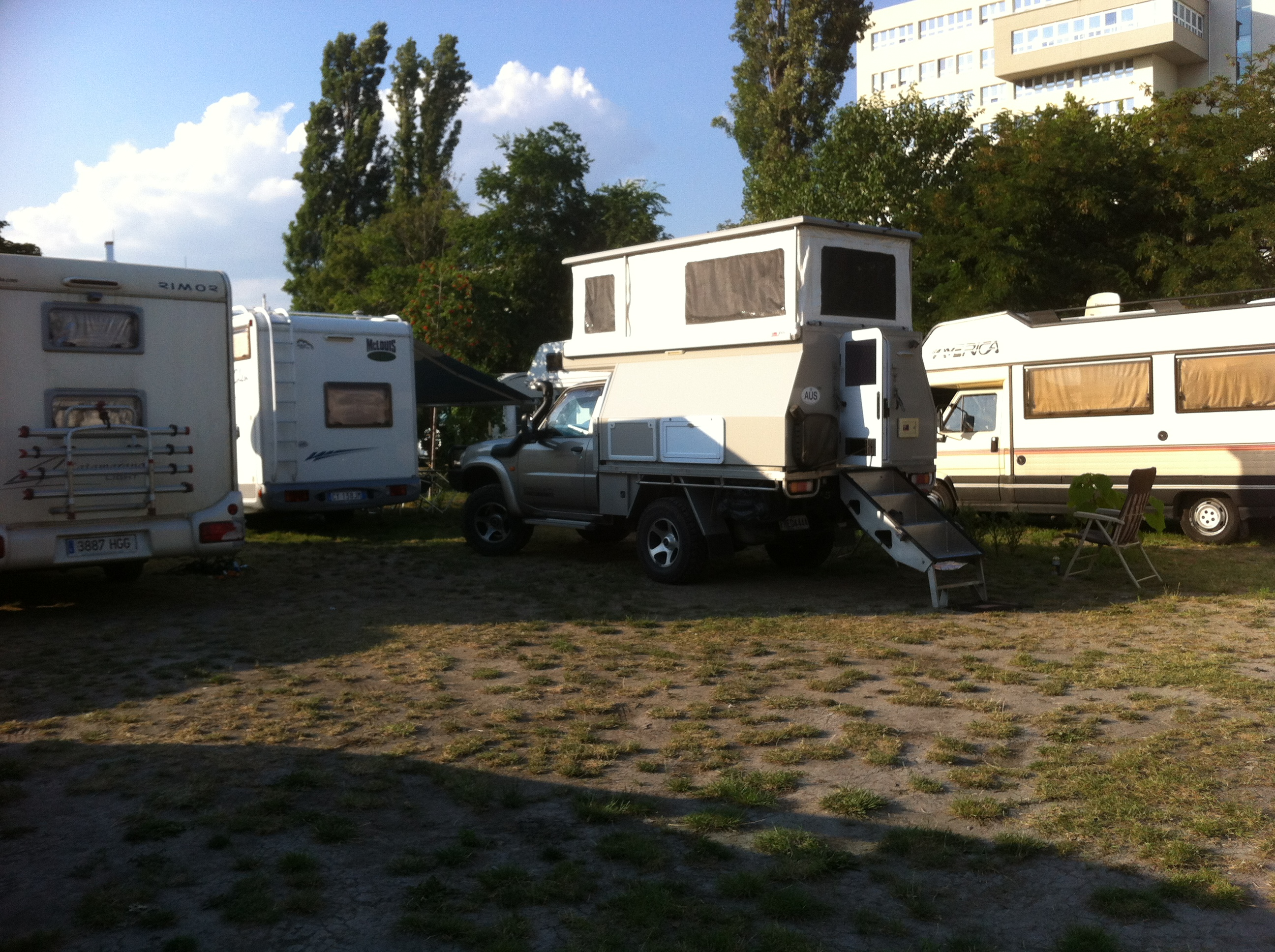 Camping Haller