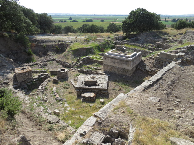 Troia (Troy) Archaeological site