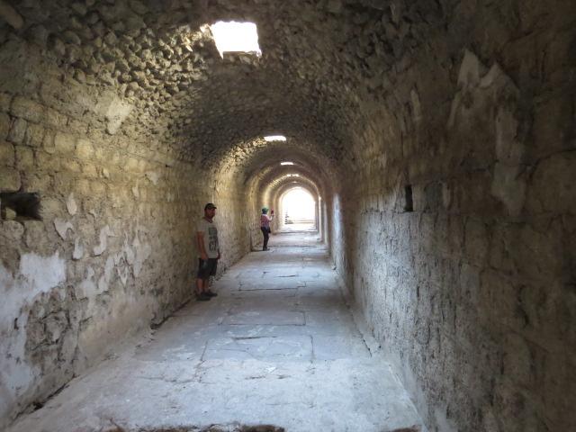 Early Roman Hospital Ruins