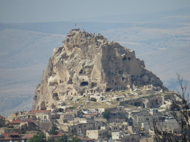Uchisar Fortress