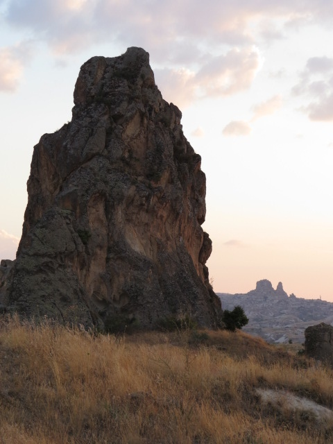Uchisar Sunset