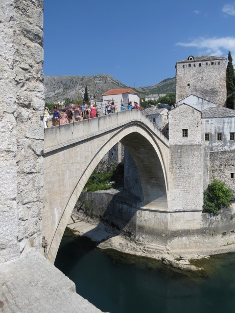 Mostar's Stari Most (Old Bridge)
