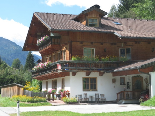Lovely Alpine Architecture
