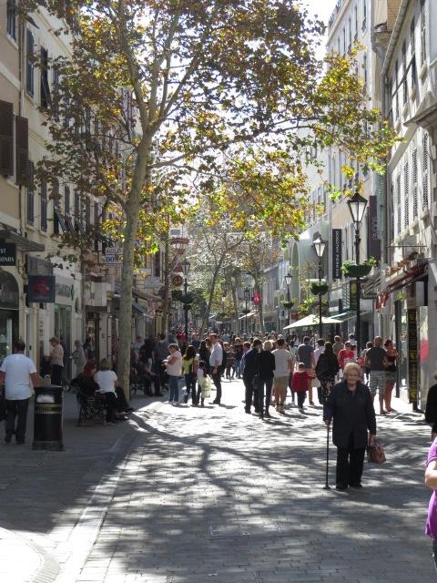 Gibraltar Main Street