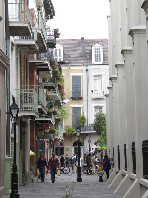 Downtown New Orleans
