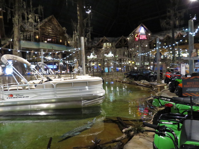 More Bass Pro Shop